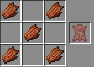 [1.6-1.11]いらないゾンビ肉を革に変えられるMod3種の使い方解説!